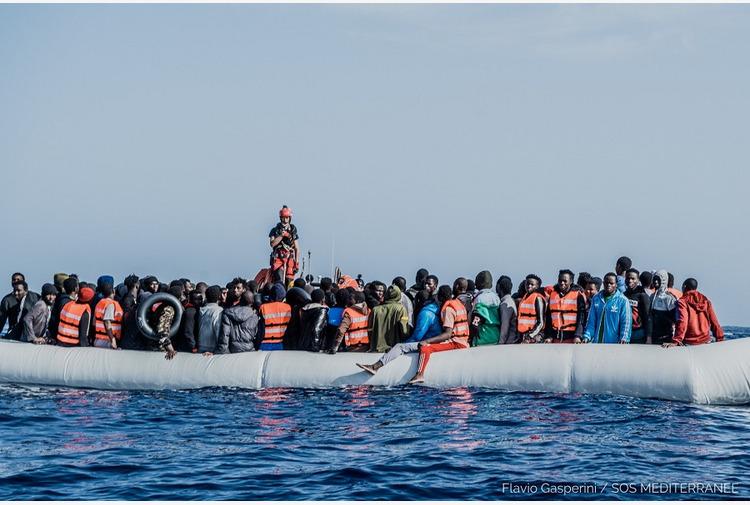 Lampedusa, circa mille migranti sbarcati in mattinata