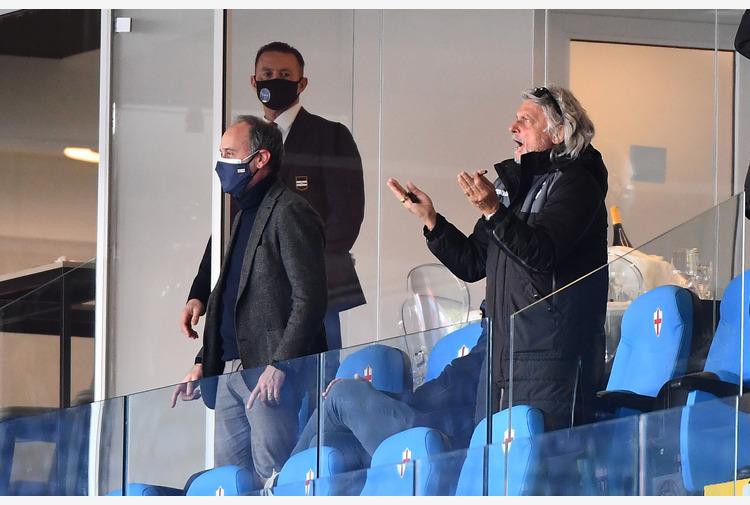 Samp: Ranieri vuole biennale, Ferrero vede Stankovic