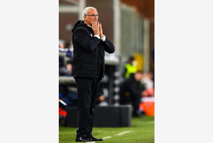 Sampdoria: Ranieri, ricordiamo ko con lo Spezia all'andata