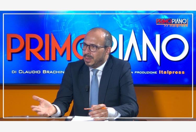 """Governo, Faraone """"Tra Letta e Salvini il derby delle felpe"""""""