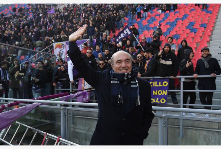 Calcio: Commisso 'Grato a Iachini per aver conquistato la salvezza'