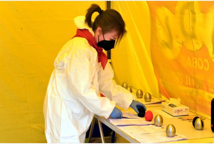 Coronavirus, in Abruzzo 144 nuovi positivi e 265 guariti
