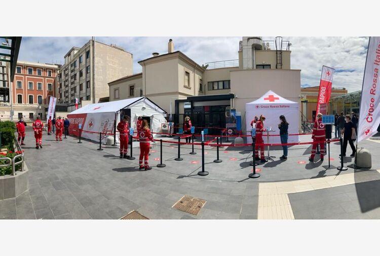 Covid:test in stazione Bari,Lopalco 'ripartire in sicurezza'