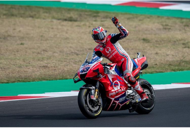Doppietta Ducati a Le Mans, Miller precede Zarco. Quarto Bagnaia
