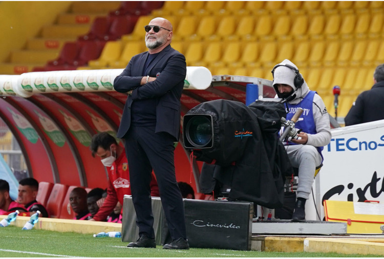 Calcio: Cosmi 'Sempre onorato campionato, soddisfatto del lavoro'