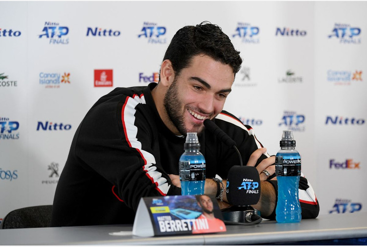Tennis: Berrettini d'1 d'Italia, best ranking Sinner, 28^ Sonego