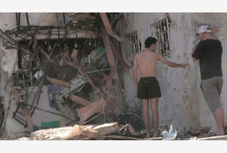 M.O.,intervista:ucciso da raid Israele responsabile lotta a covid
