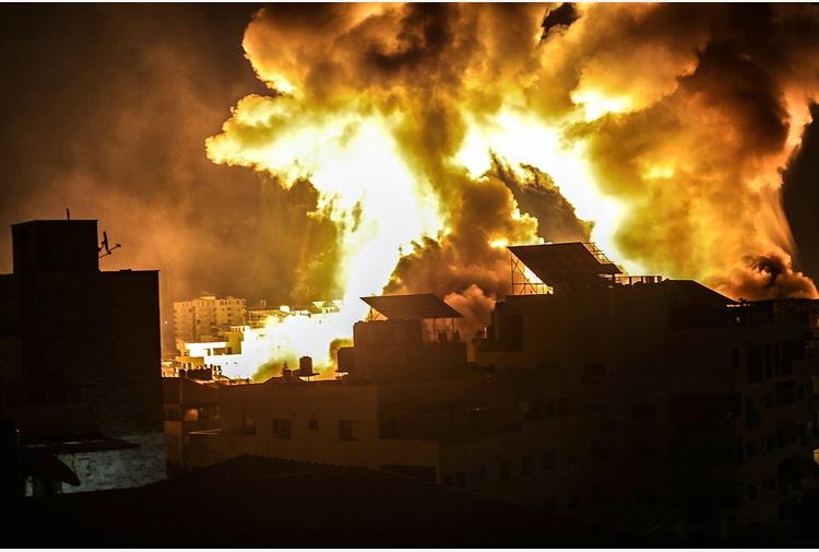 Gaza: fonti mediche, 212 i morti di cui 61 bambini