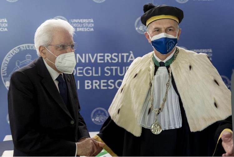 Covid:Mattarella, questo è il tempo del rilancio dell'Italia