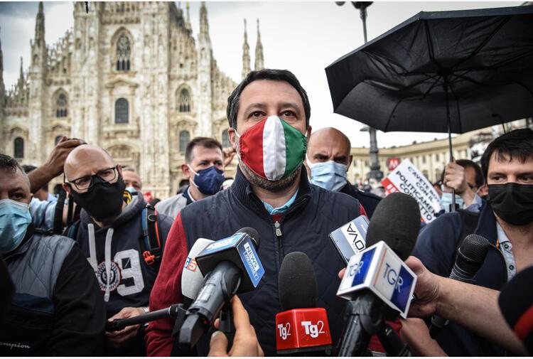 Salvini, riforma Costituzione?Firmerei domani,sì a tagliando