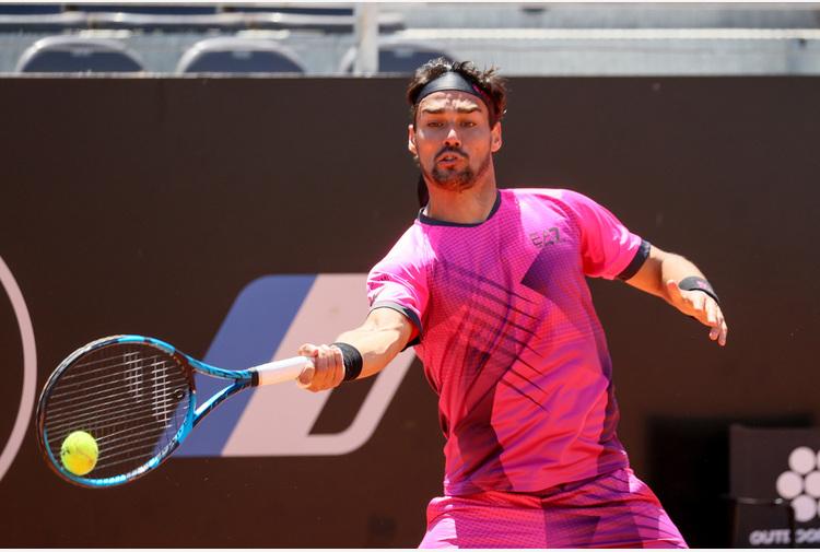 Ginevra: derby Travaglia-Ceck e debutto Fognini. Alle 15.30 Federer live su SuperTennis
