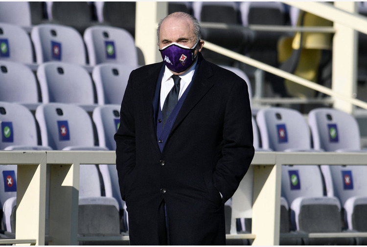 Calcio: Commisso 'Vogliamo tenere Vlahovic, conti Fiorentina ok'
