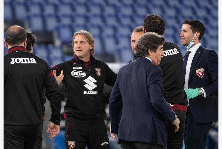Nicola 'comunque vada, il Torino resta nel cuore'