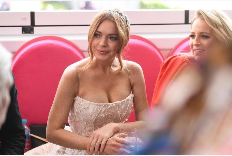 Il ritorno di Lindsay Lohan, sarà protagonista commedia