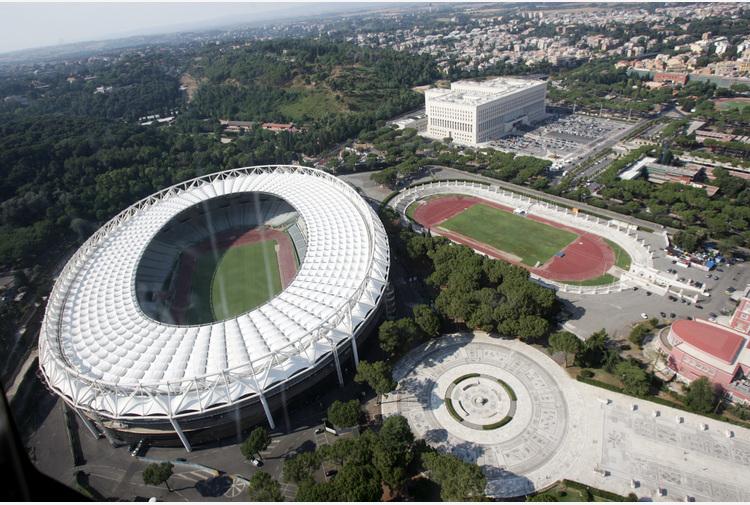 Europei: la festa a Roma tra Football Village e Hot Spot