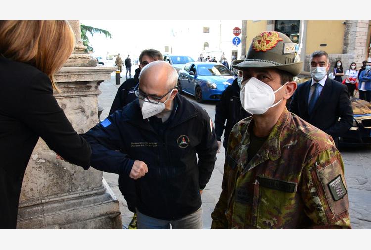 Curcio, Umbria ha protezione civile nel suo Dna