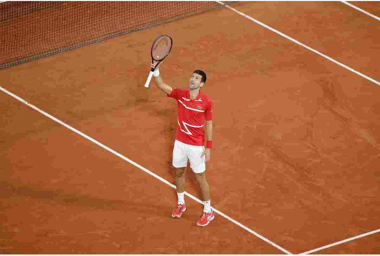 Tennis: Novak Djokovic vince il 'Belgrado Open'