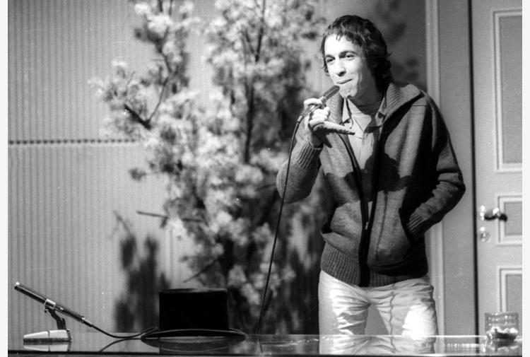 Santamaria, 40 anni senza Rino Gaetano antieroe moderno
