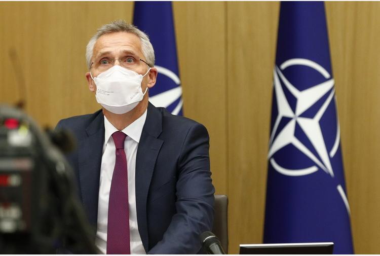 Stoltenberg, summit Nato rafforzerà legame transatlantico