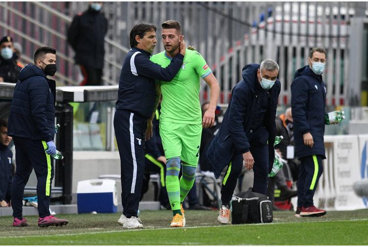 Calcio: Lazio. Milinkovic-Savic a Inzaghi 'Un onore, grazie di tutto'