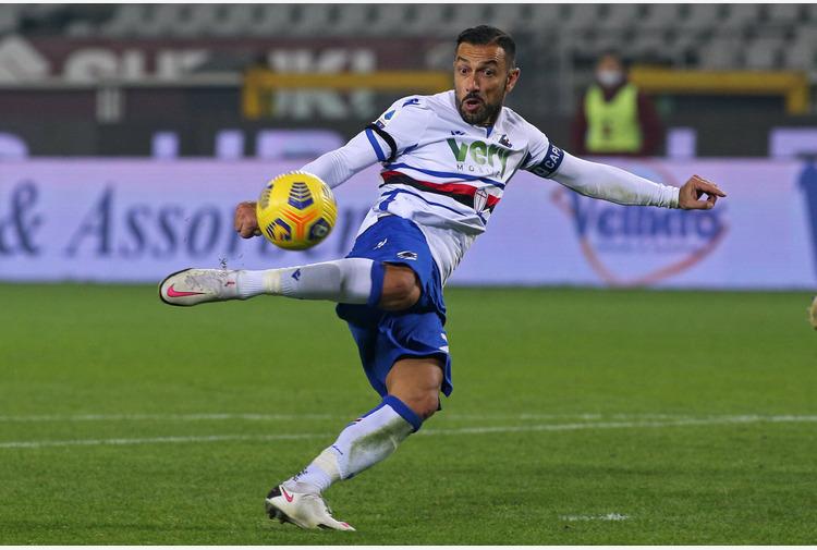 Calciomercato: Sampdoria. Quagliarella rinnova per un'altra stagione