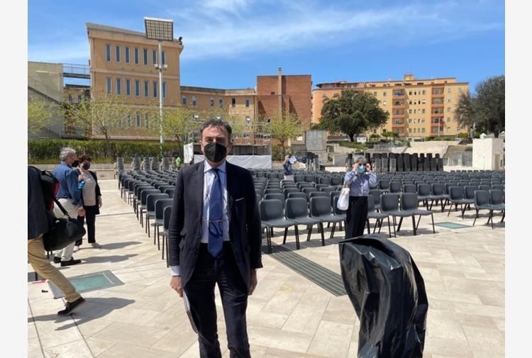Lirico Cagliari riapre all'aperto con Vedova allegra