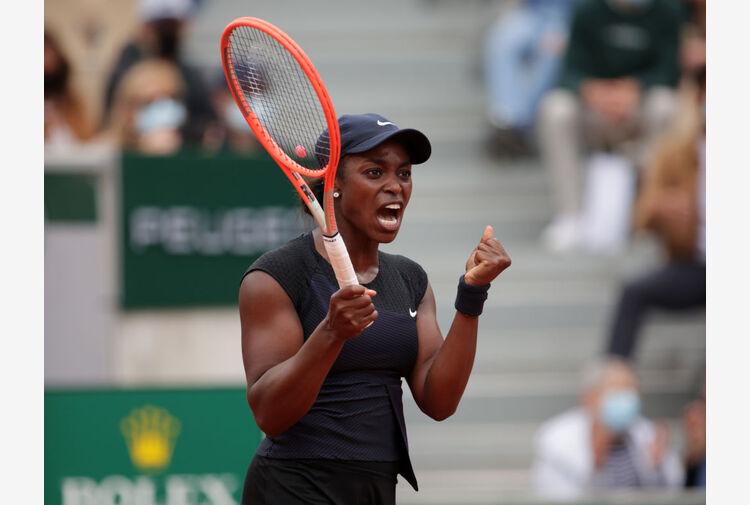 Roland Garros, fuori anche Svitolina. Sorride Stephens