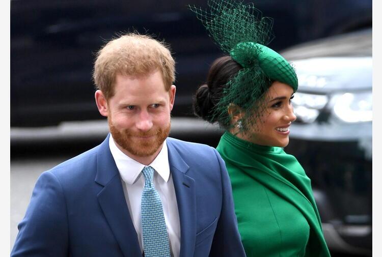 Media, nata la figlia del principe Harry e Meghan Markle