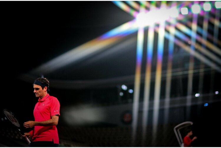 Federer dà forfait: Berrettini nei quarti al Roland garros