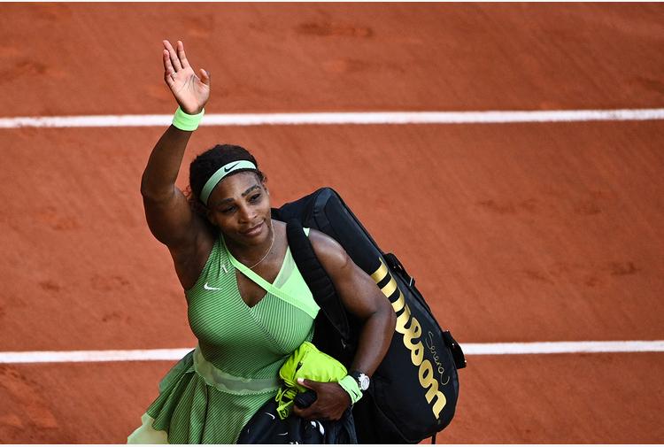 """Parole da Slam – Serena: """"Positivo aver vinto qualche incontro"""""""