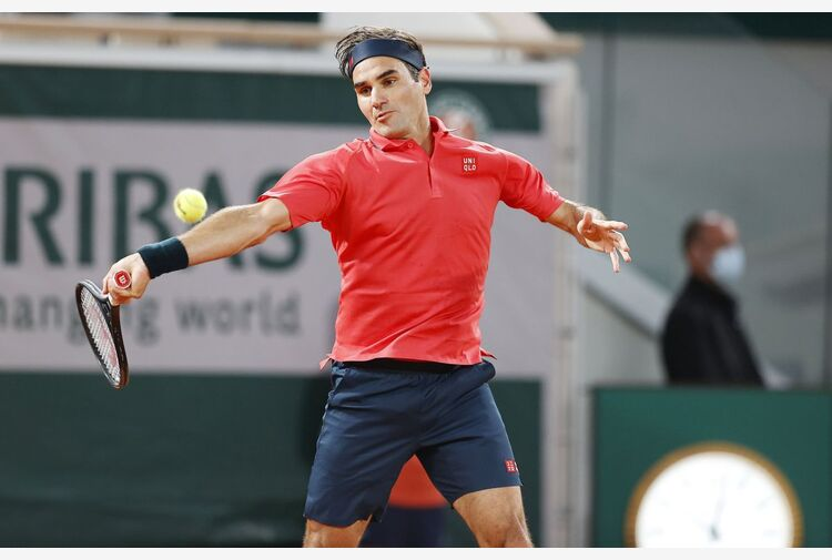 Al Roland Garros forfait di Federer, Berrettini vola ai quarti