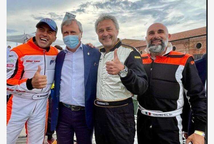 Motonautica, Carli vince la 69a edizione del Raid Pavia-Venezia