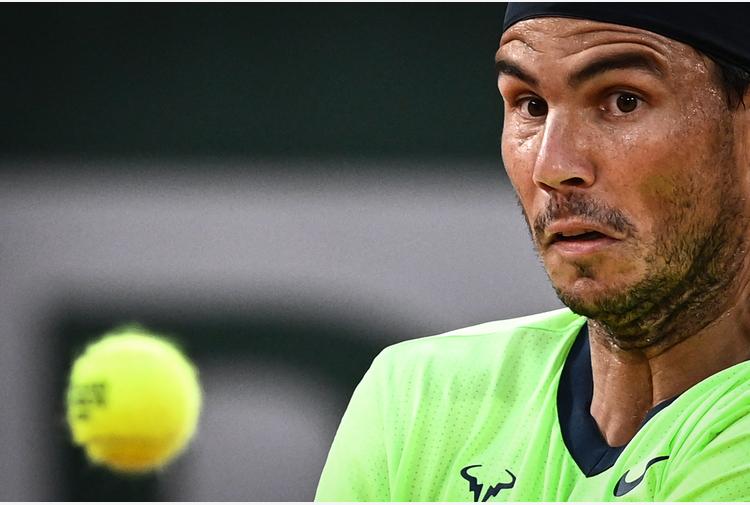 """Parole da Slam - Nadal: """"Numeri eccezionali, ma penso al campo"""""""