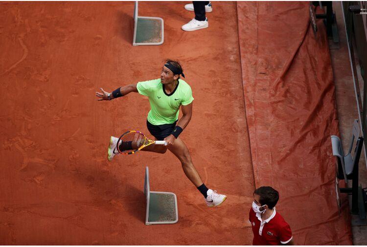 Nadal senza limiti: 14a semifinale a Parigi