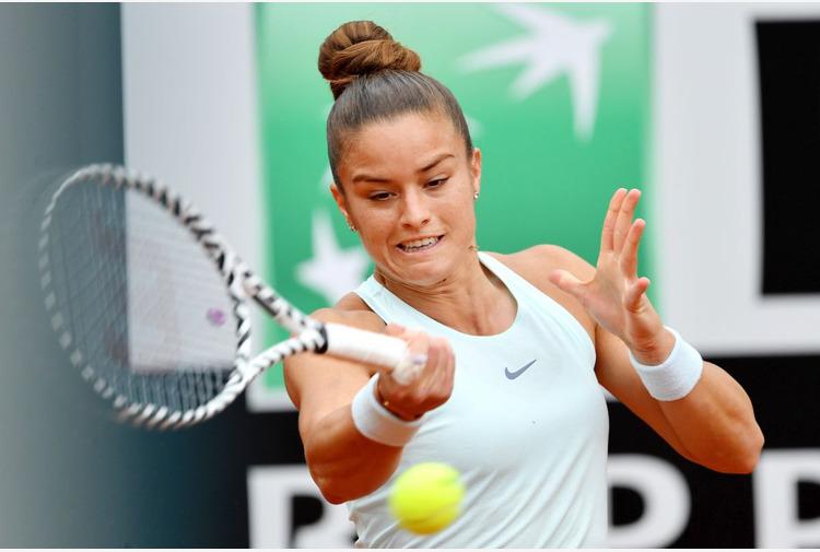 Tennis: Sakkari-Krejcikova seconda semifinale al Roland Garros