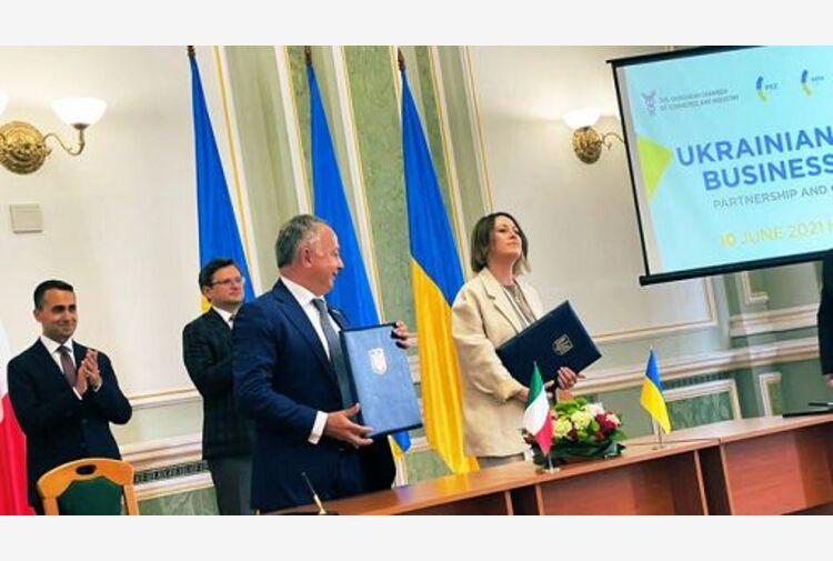 Italia-Ucraina, Ferro (Ice):grandi chance da infrastrutture a Fiere