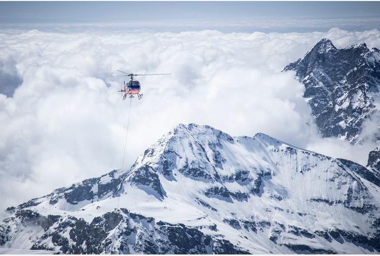 Il ghiaccio più antico delle Alpi al sicuro in Antartide