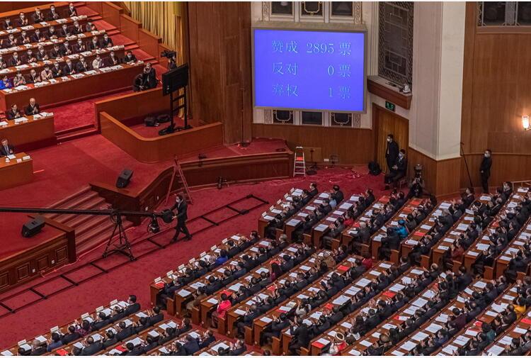 La Cina vara contromisure contro le sanzioni estere
