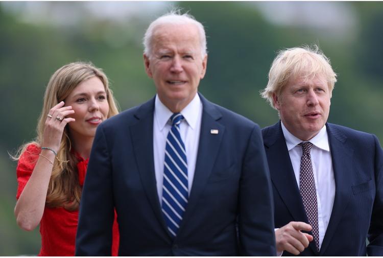 Johnson, 'incontro con Biden ventata di aria fresca'