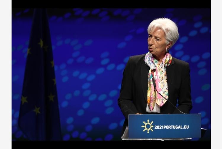 Lagarde, inflazione risale ma ancora non ci siamo