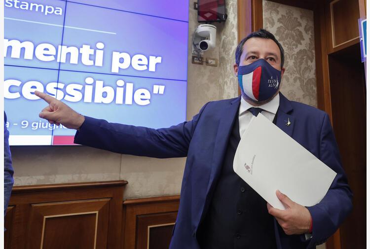 C.destra: Salvini, avanti con federazione, serve unità