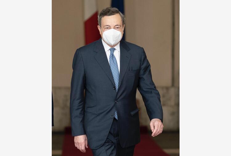 Nato: Draghi sente Stoltenberg in vista vertice Bruxelles