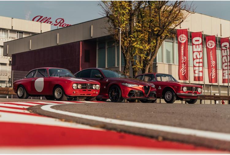 Alfa Romeo festeggia i suoi 111 anni insieme agli appassionati