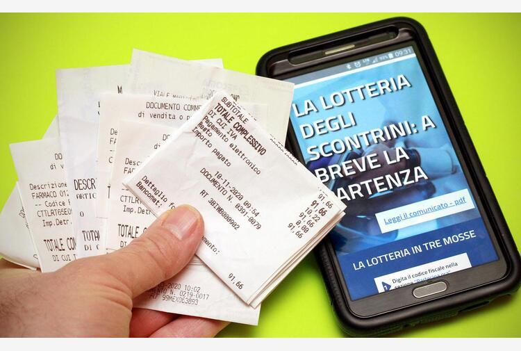 Lotteria scontrini, estrazioni 10 giugno: codici vincenti e premi