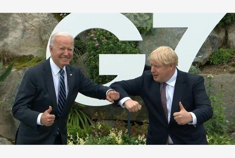 Johnson dopo incontro con Biden: allenza Usa-Gb 'indistruttibile'