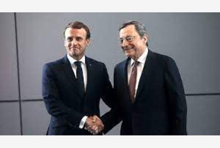 G7, colloquio tra Draghi e Macron prima del summit