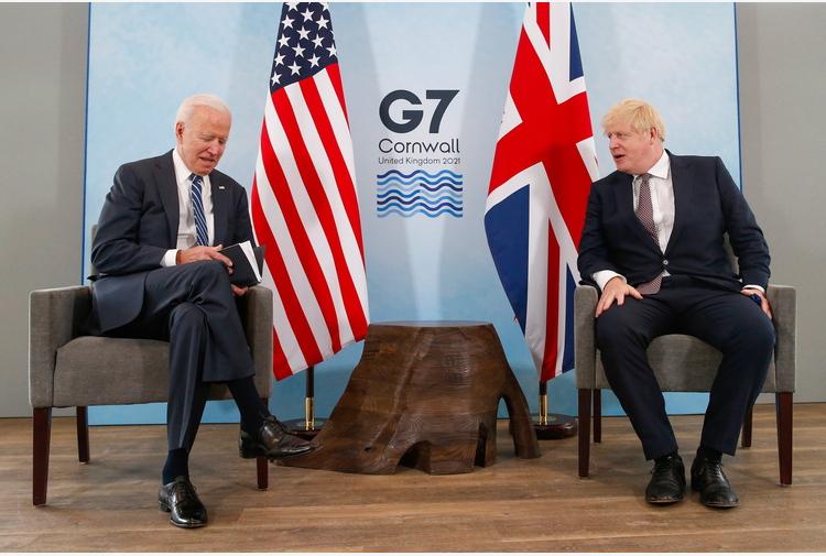 Il G7 donerà 1 miliardo di dosi di vaccino ai Paesi poveri