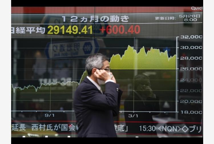 Borsa: Asia piatta guarda politica monetaria Usa