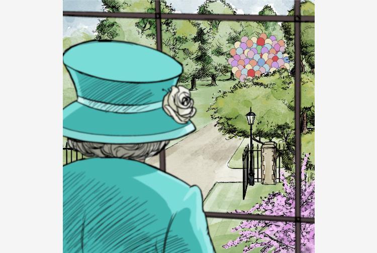 95 anni per Winnie the Pooh con omaggio a Elisabetta II