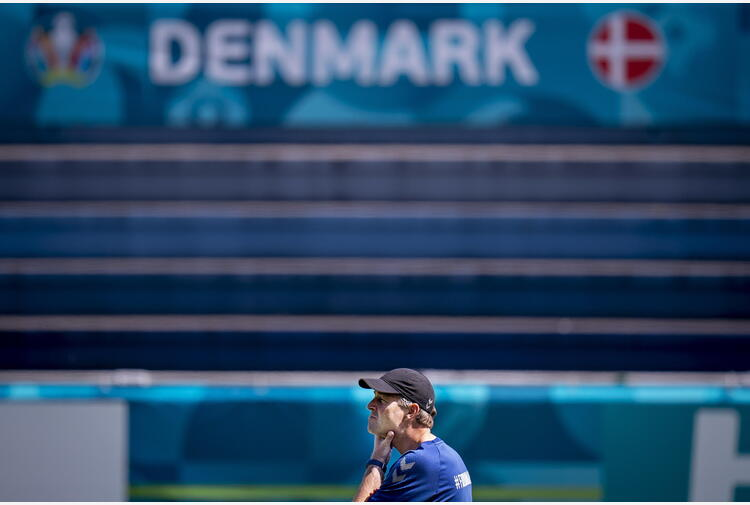 Europei: Ct Danimarca, Finladia? l'ho studiata a lungo